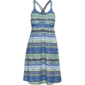 Marmot Taryn Dress Women Green Spray Fiesta